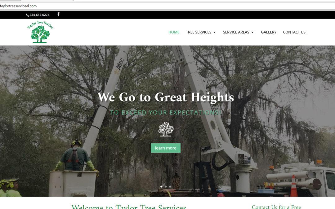 Taylor Tree Service, Prattville AL